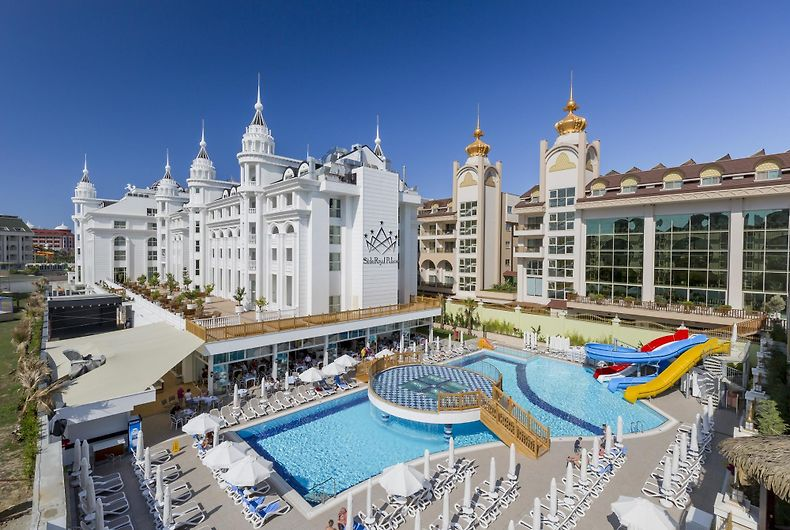 Side Royal Palace Hotel And Spa Side